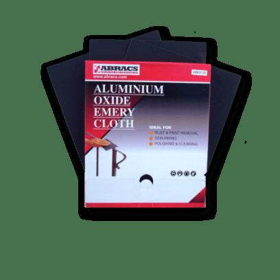 Aluminium oxide emery sheets