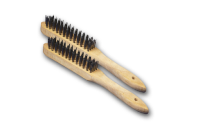Traditional Wooden Handled Brushes-0
