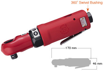 """SI-1208 3/8"""" Ratchet Wrench-0"""