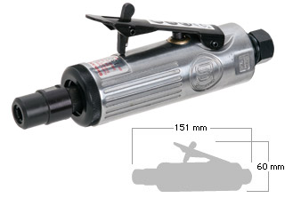 SI-2001S Die Grinder - Shinano Air Tools