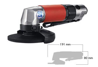 Disc Grinder SI-2501L, Shianano Air Tools