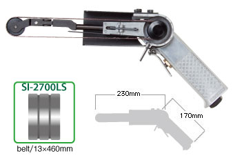 SI-2700LS Belt Sander - Shinano Tools