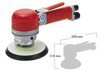 Dual Action Sander SI-3105A, Shinano Air Tools