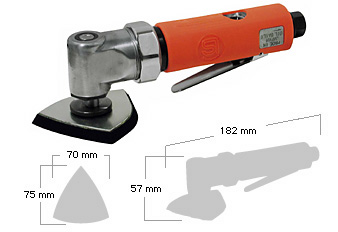 SI-3200A Oscillation Sander - Shinano Air Tools