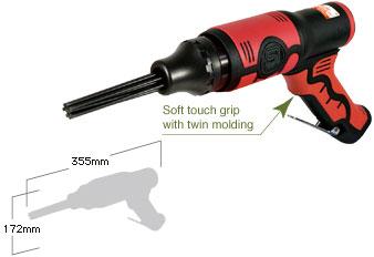 Needle Scaler SI-4160 - Shinano Air Tools