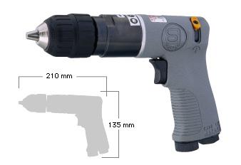 Reversible Drill SI-5405, Shianano Air Tools