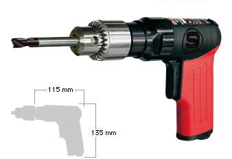 Shinano Air Tools SI-5501S Spot Mill