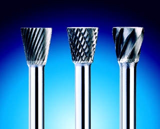 Inverted Cone Tungsten Carbide Burrs