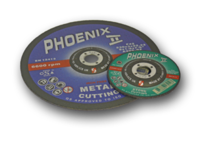 Proflex and Phoenix Abrasive Wheels/Discs for Stone