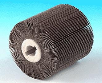 Abrasive Cloth Flap Wheel-0
