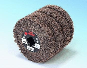 Spiral Non-woven Flap Wheel-0