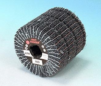 Spiral Interleaved Flap Wheel-0