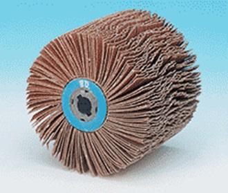 Slashed Cloth Flap Wheel-0