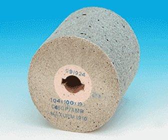 Abrasive Rubber Wheel-0