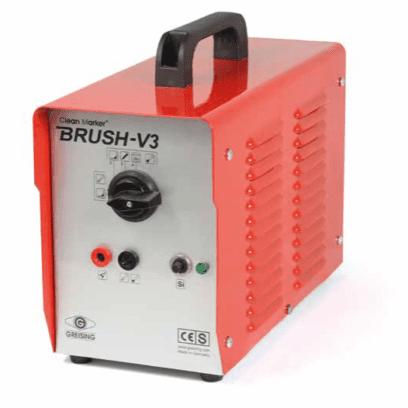 Clean Marker Brush-V3 Weld Cleaning Kit-0