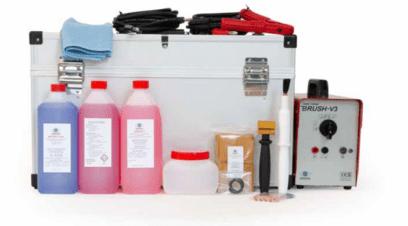 Clean Marker Brush-V3 Weld Cleaning Kit-4133