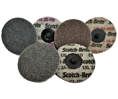 EXL Unitised Roloc Discs-0